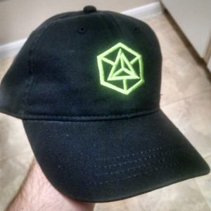 Ingress Enlightened Logo Hat